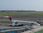 M.Ochiaiさんが、宮崎空港で撮影した日本航空 MD-87 (DC-9-87)の航空フォト(写真)