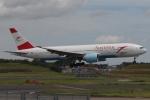 木人さんが、成田国際空港で撮影したオーストリア航空 777-2Z9/ERの航空フォト(写真)