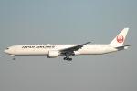 Jyunpei Ohyamaさんが、成田国際空港で撮影した日本航空 777-346/ERの航空フォト(写真)