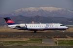 やまけんさんが、仙台空港で撮影したアイベックスエアラインズ CL-600-2B19 Regional Jet CRJ-100LRの航空フォト(写真)