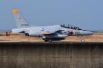 はるかのパパさんが、築城基地で撮影した航空自衛隊 T-4の航空フォト(写真)