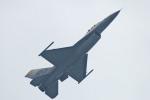 apphgさんが、シンガポール・チャンギ国際空港で撮影したアメリカ空軍 F-16CM-50-CF Fighting Falconの航空フォト(写真)