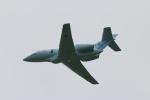 yuuki1214さんが、小松空港で撮影した航空自衛隊 U-125A(Hawker 800)の航空フォト(写真)