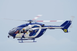 katsuura.Dさんが、徳島空港で撮影した徳島県消防防災航空隊 BK117C-2の航空フォト(写真)