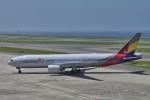 yabyanさんが、中部国際空港で撮影したアシアナ航空 777-2B5/ERの航空フォト(写真)