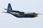 Tomo-Papaさんが、オシアナ海軍航空基地アポロソーセックフィールドで撮影したアメリカ海兵隊 C-130T Herculesの航空フォト(写真)