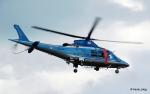 asuto_fさんが、大分空港で撮影した佐賀県警察 AW109SPの航空フォト(写真)