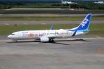 北の熊さんが、新千歳空港で撮影した全日空 737-881の航空フォト(写真)