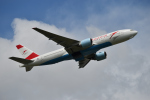 183keihozonkaiさんが、成田国際空港で撮影したオーストリア航空 777-2Z9/ERの航空フォト(写真)