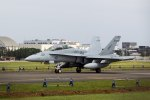 ファントム無礼さんが、横田基地で撮影したアメリカ海兵隊 F/A-18D Hornetの航空フォト(写真)