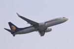 BTYUTAさんが、インディラ・ガンディー国際空港で撮影したジェットエアウェイズ 737-86Nの航空フォト(写真)