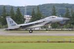 マリオ先輩さんが、横田基地で撮影したアメリカ空軍 F-15C-36-MC Eagleの航空フォト(写真)