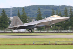 マリオ先輩さんが、横田基地で撮影したアメリカ空軍 F-22A Raptorの航空フォト(写真)