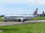 Naiki_SIsLDさんが、宮古空港で撮影した日本トランスオーシャン航空 737-446の航空フォト(写真)