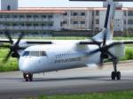 Naiki_SIsLDさんが、宮古空港で撮影した琉球エアーコミューター DHC-8-402Q Dash 8 Combiの航空フォト(写真)
