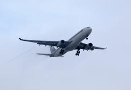 MOHICANさんが、福岡空港で撮影したシンガポール航空 A330-343Xの航空フォト(飛行機 写真・画像)