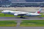 PASSENGERさんが、羽田空港で撮影した日本航空 777-246の航空フォト(写真)
