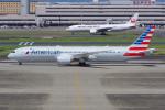 PASSENGERさんが、羽田空港で撮影したアメリカン航空 787-9の航空フォト(写真)