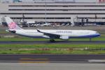 PASSENGERさんが、羽田空港で撮影したチャイナエアライン A330-302の航空フォト(写真)