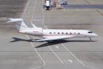 PASSENGERさんが、羽田空港で撮影したユタ銀行 G650 (G-VI)の航空フォト(写真)