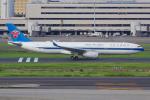 PASSENGERさんが、羽田空港で撮影した中国南方航空 A330-343Xの航空フォト(写真)