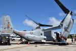 kon chanさんが、嘉手納飛行場で撮影したアメリカ海兵隊 MV-22Bの航空フォト(写真)