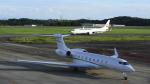けんじさんが、岡山空港で撮影したウェルズ・ファーゴ・バンク・ノースウェスト Gulfstream G650 (G-VI)の航空フォト(写真)