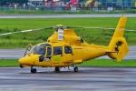 うらしまさんが、高松空港で撮影した東銀リース AS365N3 Dauphin 2の航空フォト(写真)