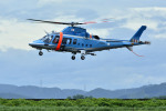 Gambardierさんが、岡南飛行場で撮影した京都府警察 A109E Powerの航空フォト(写真)