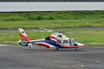 Gambardierさんが、岡南飛行場で撮影した熊本県防災消防航空隊 AS365N3 Dauphin 2の航空フォト(写真)