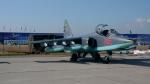 ちゃぽんさんが、ラメンスコエ空港で撮影したロシア空軍 Sukhoi Su-25の航空フォト(写真)