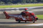 ピーチさんが、岡山空港で撮影した東京消防庁航空隊 EC225LP Super Puma Mk2+の航空フォト(写真)