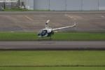ぽんさんが、高松空港で撮影した第一航空 R22 Betaの航空フォト(写真)
