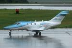 takaRJNSさんが、静岡空港で撮影したホンダ・エアクラフト・カンパニー HA-420の航空フォト(写真)