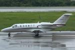 takaRJNSさんが、静岡空港で撮影した静岡エアコミュータ 525A Citation CJ2の航空フォト(写真)