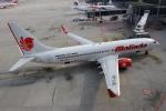 Noyu30さんが、クアラルンプール国際空港で撮影したマリンド・エア 737-8GPの航空フォト(写真)