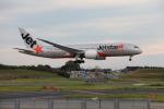 VEZEL 1500Xさんが、成田国際空港で撮影したジェットスター 787-8 Dreamlinerの航空フォト(写真)