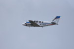 kumagorouさんが、長崎空港で撮影した崇城大学 G58 Baronの航空フォト(飛行機 写真・画像)