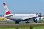Take51さんが、成田国際空港で撮影したオーストリア航空 777-2Z9/ERの航空フォト(写真)