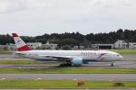 VEZEL 1500Xさんが、成田国際空港で撮影したオーストリア航空 777-2Z9/ERの航空フォト(写真)