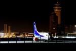 Rundy's Airgraphyさんが、羽田空港で撮影したANAウイングス 737-54Kの航空フォト(写真)