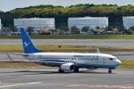 T.Sazenさんが、成田国際空港で撮影した厦門航空 737-86Nの航空フォト(飛行機 写真・画像)