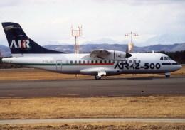 kumagorouさんが、仙台空港で撮影したATR ATR-42-500の航空フォト(写真)