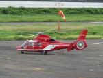 sp3混成軌道さんが、岡南飛行場で撮影した名古屋市消防航空隊 AS365N3 Dauphin 2の航空フォト(写真)