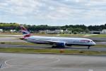T.Sazenさんが、成田国際空港で撮影したブリティッシュ・エアウェイズ 787-9の航空フォト(飛行機 写真・画像)