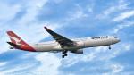 パンダさんが、成田国際空港で撮影したカンタス航空 A330-303の航空フォト(飛行機 写真・画像)