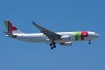zettaishinさんが、ジェネラル・エドワード・ローレンス・ローガン国際空港で撮影したTAPポルトガル航空 A330-202の航空フォト(写真)