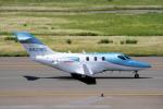 yabyanさんが、中部国際空港で撮影したホンダ・エアクラフト・カンパニー HA-420の航空フォト(写真)