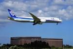 yoshibouさんが、成田国際空港で撮影した全日空 787-9の航空フォト(写真)