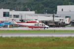 サボリーマンさんが、松山空港で撮影した横浜市消防航空隊 AW139の航空フォト(写真)